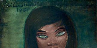 Mulata de olhos verdes (1960) - Di Cavalcanti (1897-1976).