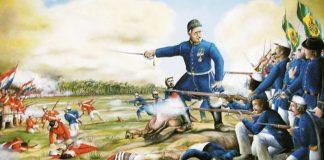 Batalha do Tuiuti - acervo do Exército Brasileiro