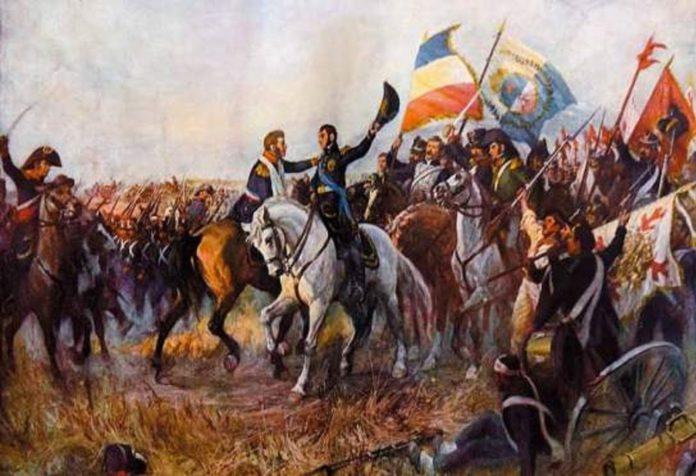 Batalha de Maipú