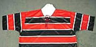 Camisa coral do Flamengo