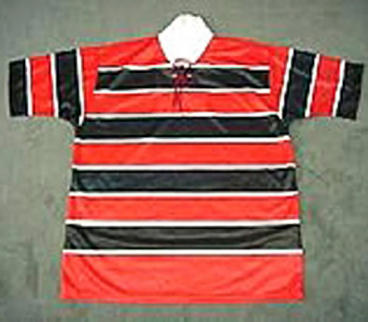 Camisa coral do Flamengo