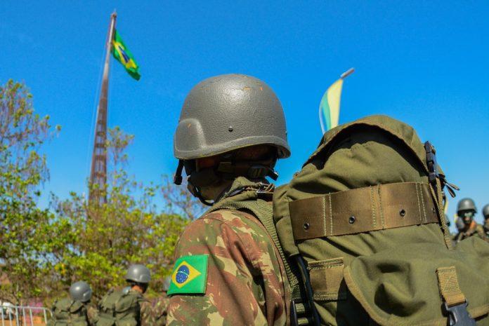 soberania da Amazônia